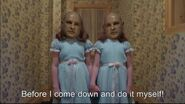 Hitler's Shining Jodl twins