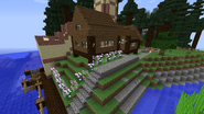 UMS NP cabin