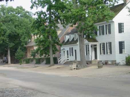 File:Colonial Williamsburg Duke of Gloucester Street.jpg