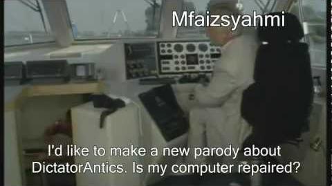Mfaizsyahmi's unfortunate day