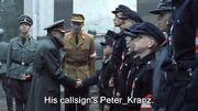 Secret Youth Players Meet Hitler