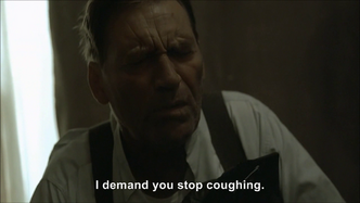 Hitler and Haase's cough