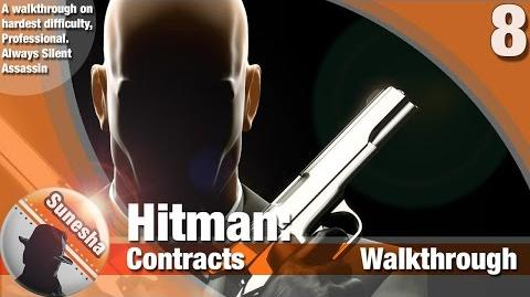 Hitman- Contracts - Mission 8