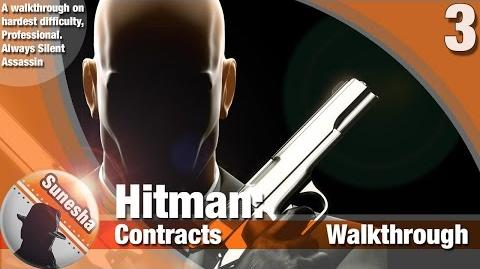 Hitman- Contracts - Mission 3