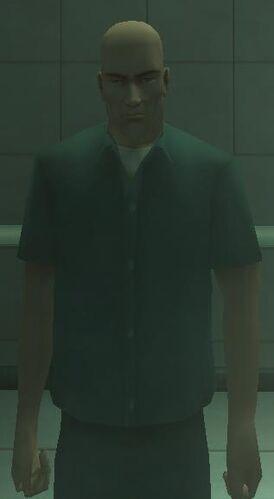 Asylum Staff (outfit)