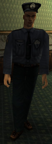 Hotel Guard (outfit)