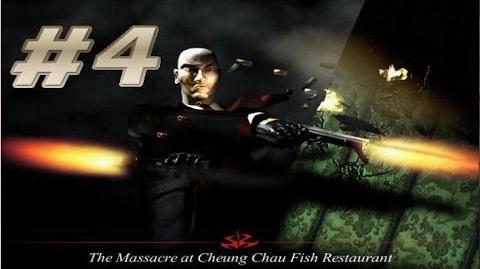 Hitman Codename 47 - The Massacre at Cheung Chau Fish Restaurant