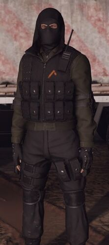 Point Man (outfit)