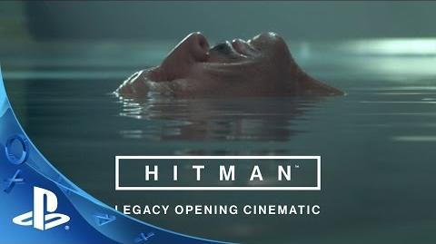 HITMAN - Legacy Opening Cinematic Trailer PS4