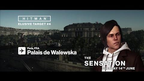 HITMAN - Elusive Target 4 - The Sensation
