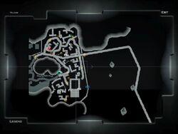Motorcade Interception Map