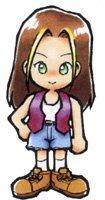 Karen Harvest Moon 64