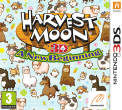 Harvest Moon - A New Beginning (EU)