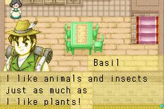 Dog Basil