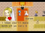 Marrying Karen