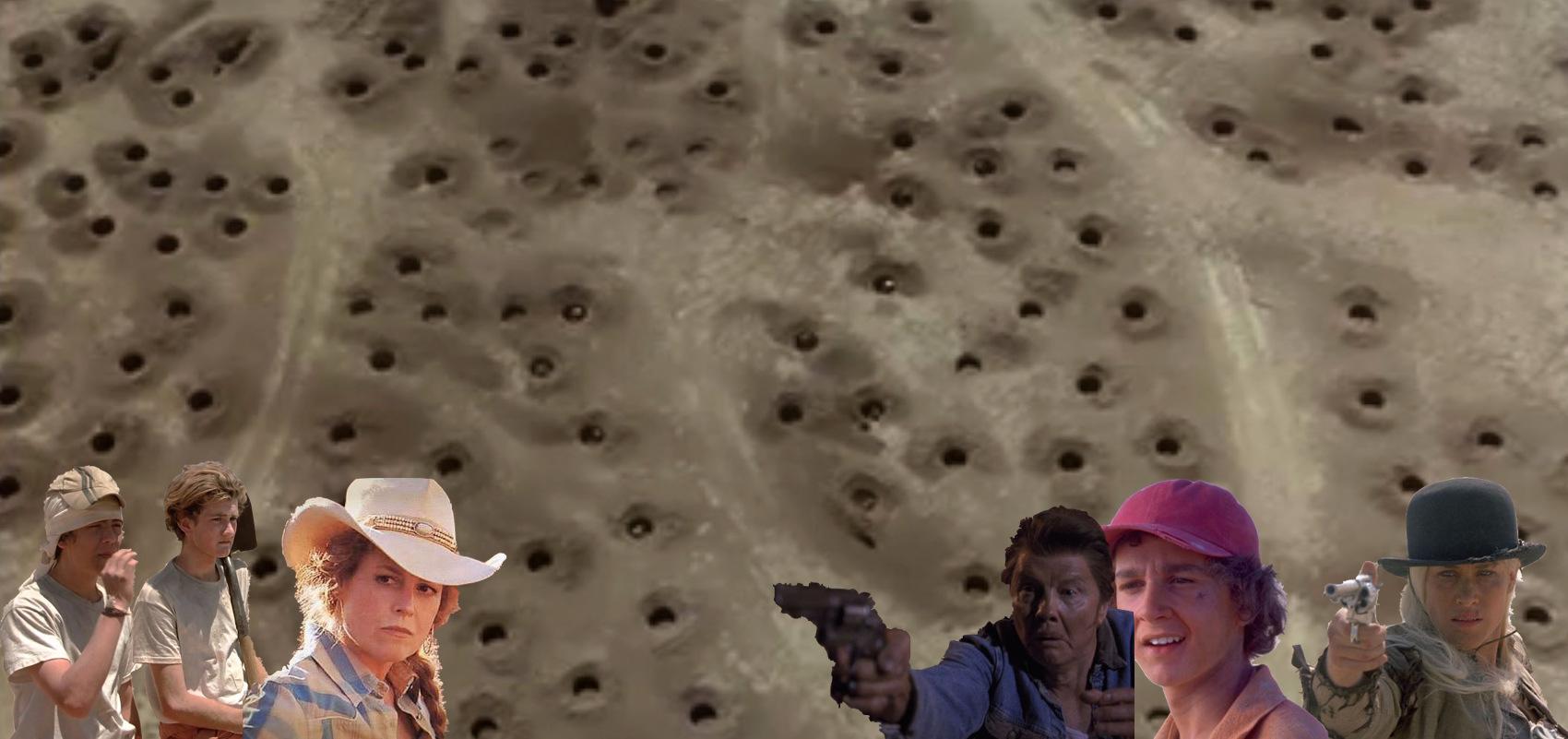 Twitch Holes