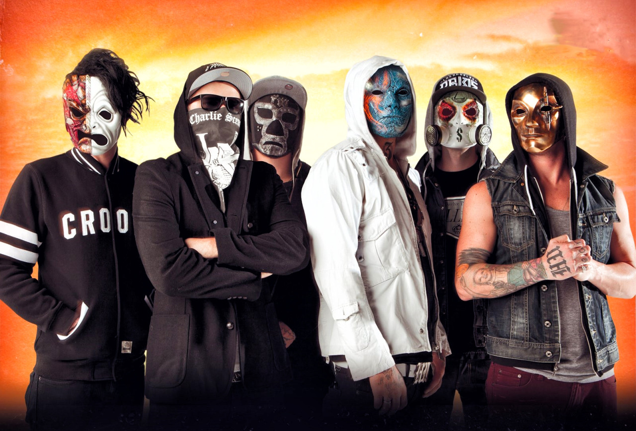 Masks notes from the underground hollywood undead wiki fandom