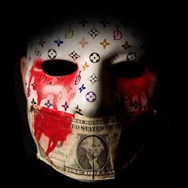 Hollywood Undead Unmasked J Dog