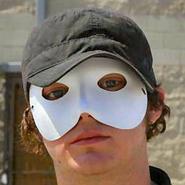 Da Kurlzz very first mask