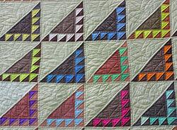 Greatgrandmother's quilt