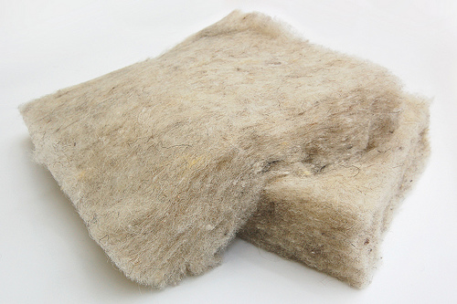 Image black mountain natural wool home Wool house insulation