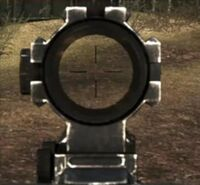 ACOG Scope Mk2 ADS
