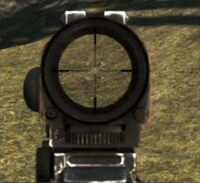 ACOG Scope Mk3 ADS