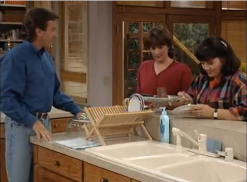 A sew sew evening home improvement wiki fandom for Home improvement tv wiki