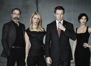 Homeland Season 2 Cast Promo