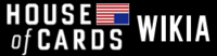 House of Cards Wiki wordmark 2