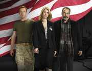 Homeland Season 1 First Cast Promo