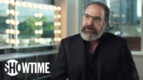 Mandy Patinkin on Saul Berenson Homeland Season 6