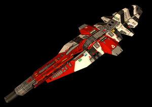 Vaygr lance fighter