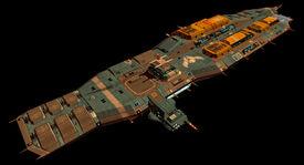 Hiigaran carrier