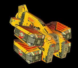 Skaal Fa destroyer