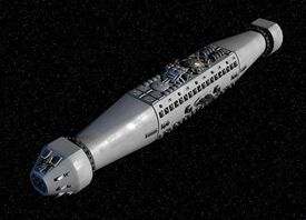 Reliant class in space 01