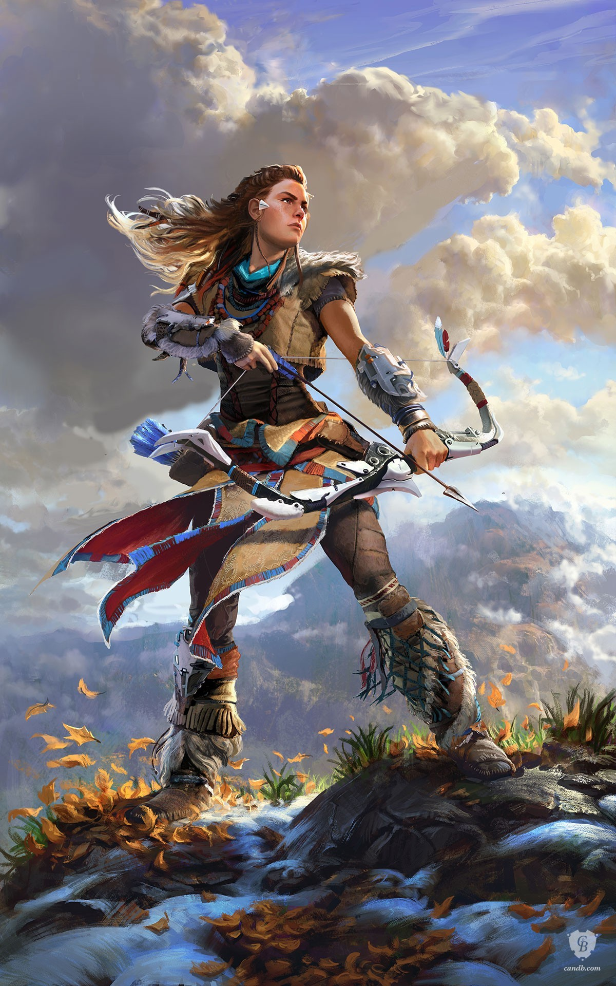 Image result for aloy horizon zero dawn