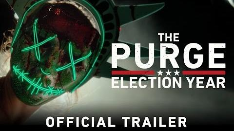 The Purge- Election Year - Official Trailer (HD)