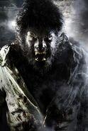 Wolf Man (2009) Teaser Poster