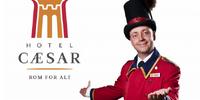 Hotel Cæsars femtenårsjubileum