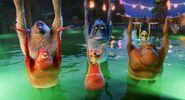 Wanda water aerobics