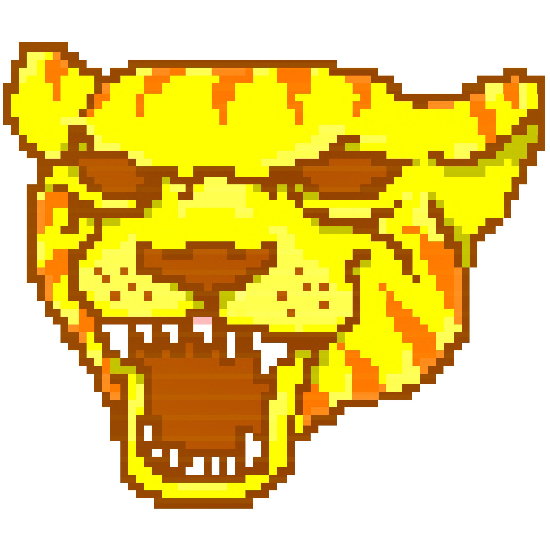 Tony  Animal depicted  Tiger Tiger Head Mask