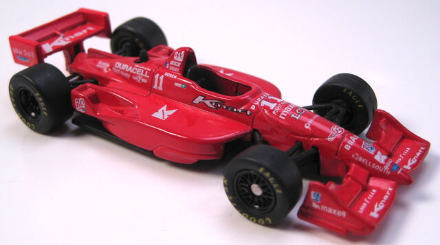 File:Indy Car Series KMart red 1998 rubber tires.JPG