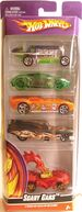 5Pack 2010 ScaryCars