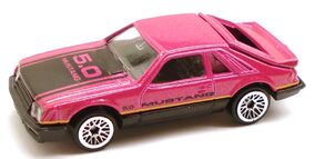 MustangCobraCorgi PinkLW