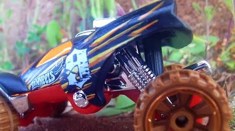Hot Wheels - Da'Kar - Yonk Collection Dubstep Montage 9