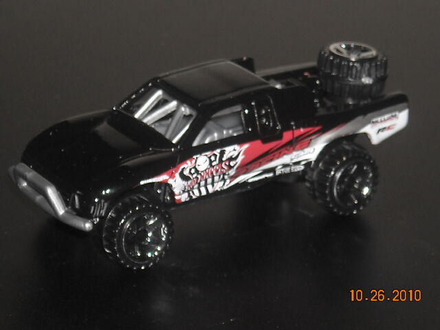 File:HOT WHEELS Toyota Baja Truck.JPG
