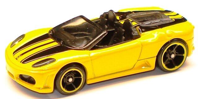 File:FerrariF430Spider yellow.JPG