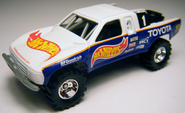 File:Toyota Baja Truck LF.jpg