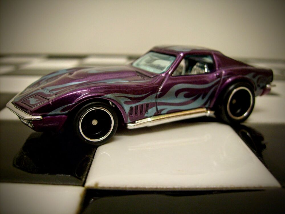 '69 Corvette - Hot Wheels